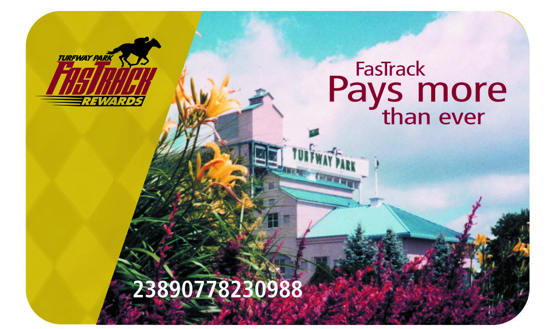 FasTrack Rewards Card